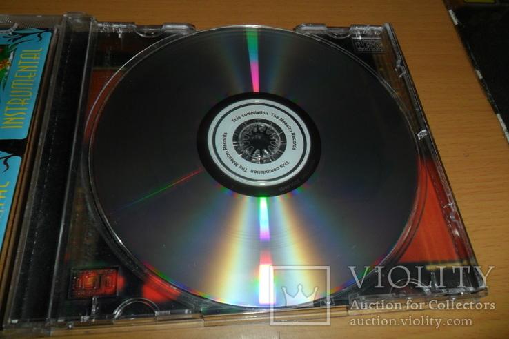 Диск CD сд Acoustic Guitar instrumental гитара, фото №10