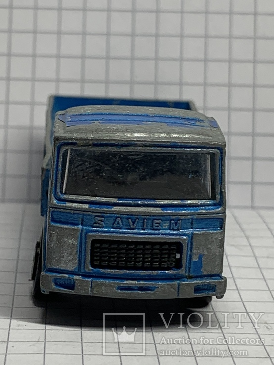 Majorette Saviem Made in France, фото №5