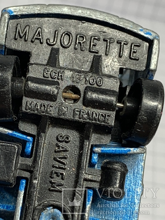 Majorette Saviem Made in France, фото №9