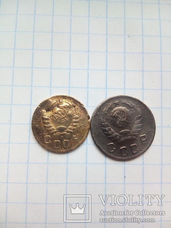 10 и 1 копейка 1941 г, фото №4