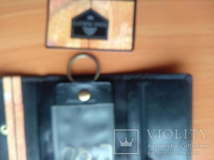Ключница кнопочная  Италия Tony Perotti, фото №4