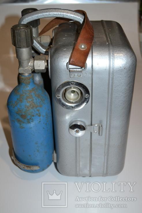 Аппарат АН-8 ингаляционного наркоза, фото №2