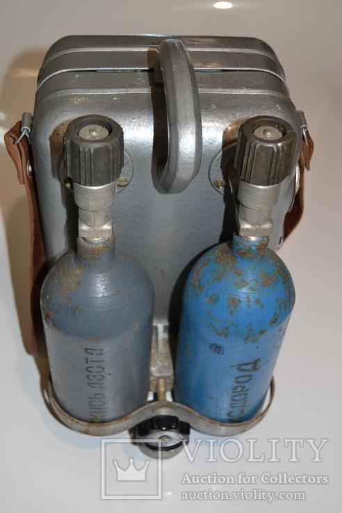 Аппарат АН-8 ингаляционного наркоза, фото №3