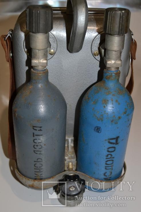 Аппарат АН-8 ингаляционного наркоза, фото №4