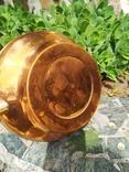 Чайник коллекционный Португалия клеймо медь, фото №5