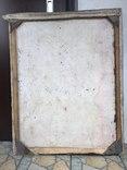Икона Моление о чаше 92х71 см., фото №3