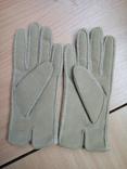 Перчатки замшевые, фото №2