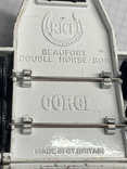 Corgi Beaufort Double Horse-Box Made in Gt Britain, фото №7