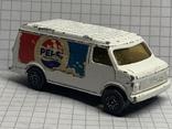 Corgi U.S.Van Made in Gt Britain, фото №2