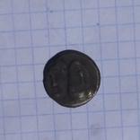 Драхма Древняя Греция серебро копия, фото №2