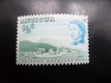 Британские колонии. Антигуа.  марка  MNH., фото №2
