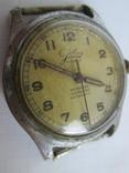 Швейцарские часы Jolus 40-50-е гг., фото №5