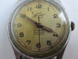 Швейцарские часы Jolus 40-50-е гг., фото №6