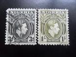 Британские колонии. Нигерия. 1938 г.  гаш, фото №2