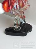 Клоун Муранское стекло Италия оригинал 1974 г, фото №13