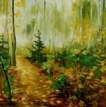 Осенний пейзаж, фото №2