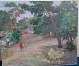 Картина холст,масло худ.Чеботару Н.А.2004, фото №2
