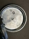 Карманные часыЗа отличную стрельбу Ун.Офицер 5роты Шуляков с нагрудным знаком, фото №10