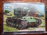 Сувенирный акриловый магнит KВ-2 1, фото №2