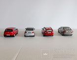 Модели 1:43 Volvo, VW, BMW, (Cararama, Welly), фото №4