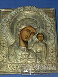 Казанская Присвятая Богородица 31\25.5см, фото №6
