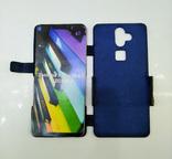 Чехол книжка кожа Stenk Prime для ASUS ZenFone 5 Lite, фото №2