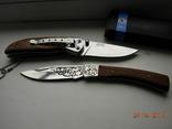 2 складных ножа Кизляр.Новые., фото №3