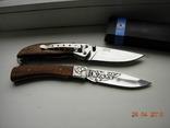 2 складных ножа Кизляр.Новые., фото №5