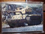 Сувенирный акриловый магнит SuperPershing 1, фото №2