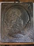 Чугунная икона, фото №2