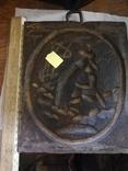 Чугунная икона, фото №4