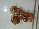 Янтарная брошь, фото №11