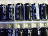 Конденсаторы электролит. 1000.0 x 50V, 100шт, фото №6