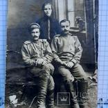 Фото Офицеры Царской Армии., фото №2