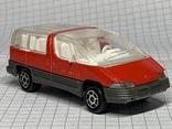1/55 №258 Majorette Trans Sport Pontiac, фото №2