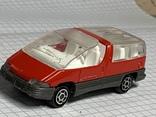 1/55 №258 Majorette Trans Sport Pontiac, фото №5