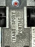 1/55 №258 Majorette Trans Sport Pontiac, фото №9