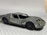 Corgi Toys Lamborghini Miura  P400 Made in Gt Britain, фото №3