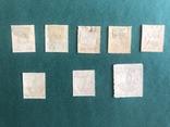 Данциг. 2 серии . 1920 и 1921  гНеделя борьбы с туберкулёзом, фото №5