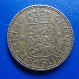 1  крона  1926   Гренландия   ($8.1.5)~, фото №2