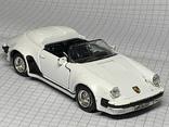 MC Toy Porsche 911 Speedster 1/38, фото №2