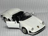 MC Toy Porsche 911 Speedster 1/38, фото №3
