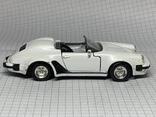MC Toy Porsche 911 Speedster 1/38, фото №4