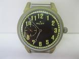 Часы-марьяж Pilot (молния), фото №2