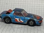 Corgi  Fiat XI/9 Made in Gt Britain, фото №3