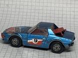 Corgi  Fiat XI/9 Made in Gt Britain, фото №4