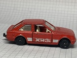 Corgi Ford Escort Made in Gt Britain, фото №4
