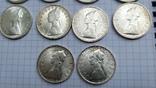 500 лир Италия 1958 год (10 штук), фото №5