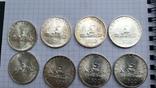 500 лир Италия 1958 год (10 штук), фото №7