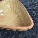 Керамическая форма-панно *Сердце* для выпечки и декора*.Германия., фото №13